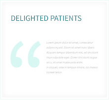 Delighted Patients